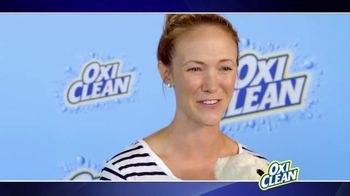 OxiClean Versatile Stain Remover TV Spot, 'Dingy to White' - Thumbnail 5