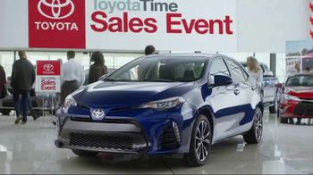Toyota Time Sales Event TV Spot, 'Get the Corolla You've Been Waiting For' [T2] - Thumbnail 2