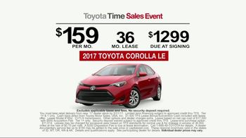 Toyota Time Sales Event TV Spot, 'Get the Corolla You've Been Waiting For' [T2] - Thumbnail 6