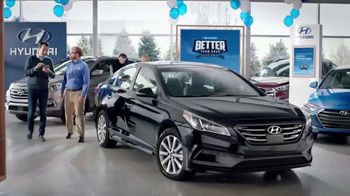Hyundai Better Than Ever Sales Event TV Spot, '2017 Sonata' [Spanish] [T2] - 371 commercial airings