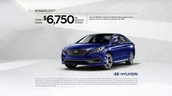 Hyundai Better Than Ever Sales Event TV Spot, '2017 Sonata' [Spanish] [T2] - Thumbnail 9