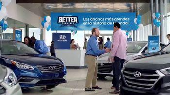 Hyundai Better Than Ever Sales Event TV Spot, '2017 Sonata' [Spanish] [T2] - Thumbnail 2