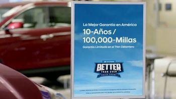 Hyundai Better Than Ever Sales Event TV Spot, '2017 Sonata' [Spanish] [T2] - Thumbnail 5