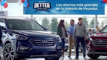 Hyundai Better Than Ever Sales Event TV Spot, '2017 Sonata' [Spanish] [T2] - Thumbnail 7