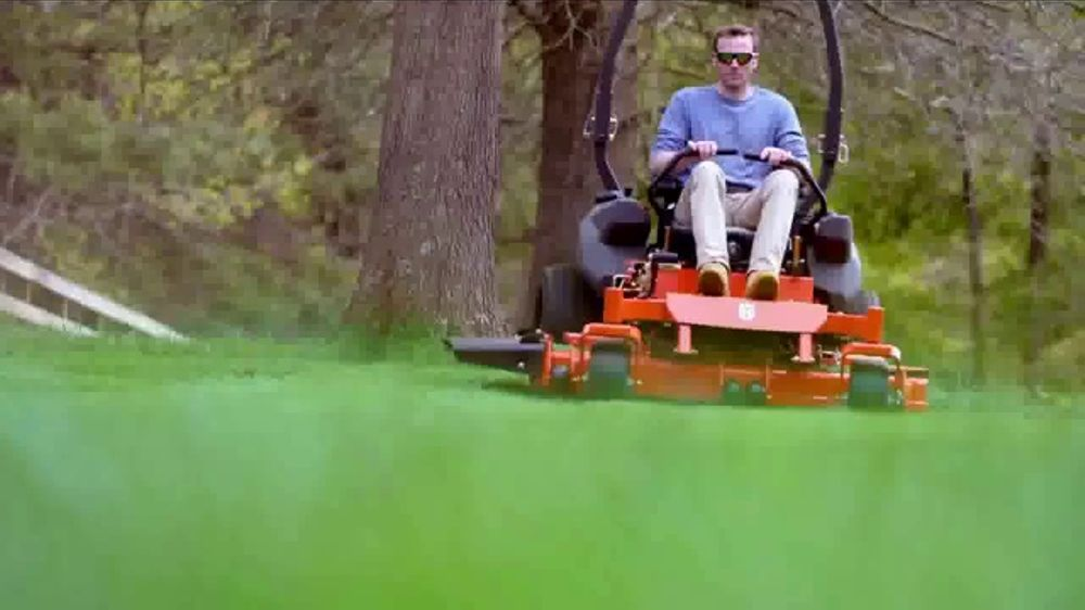 Husqvarna Zero Turn Mower TV Commercial, 'Straight Talk' - Video