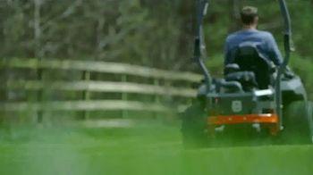 Husqvarna Zero Turn Mower TV Spot, 'Straight Talk' - Thumbnail 4
