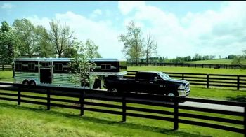 Ram Heavy Duty TV Spot, 'Kentucky Derby: A Powerful Foundation' [T1] - Thumbnail 7