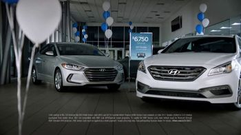 Hyundai Better Than Ever Sales Event TV Spot, 'Phones: 2017 Sonata' [T2] - Thumbnail 1