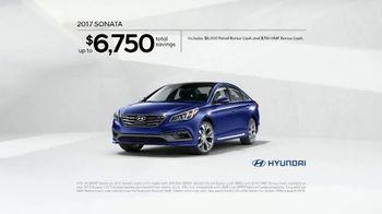 Hyundai Better Than Ever Sales Event TV Spot, 'Phones: 2017 Sonata' [T2] - Thumbnail 10