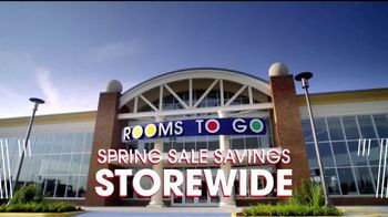 Rooms to Go Spring Clearance Sale TV Spot, 'Once a Season' - Thumbnail 3