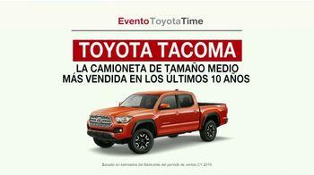 Evento Toyota Time TV Spot, 'Reembolso de impuesto' [Spanish] [T2] - Thumbnail 5