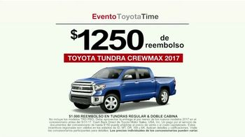 Evento Toyota Time TV Spot, 'Reembolso de impuesto' [Spanish] [T2] - Thumbnail 6