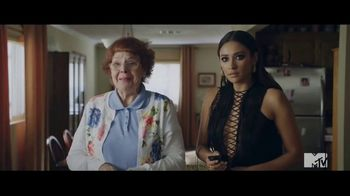 2018 Toyota CH-R TV Spot, 'MTV: Shay Mitchell Is One Devoted Granddaughter' [T1] - 11 commercial airings