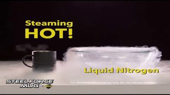 Atomic Beam Steel Force Mug TV Spot, 'Indestructible' - Thumbnail 3