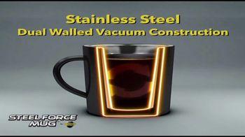 Atomic Beam Steel Force Mug TV Spot, 'Indestructible' - Thumbnail 4