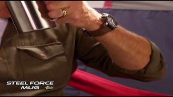 Atomic Beam Steel Force Mug TV Spot, 'Indestructible' - Thumbnail 5