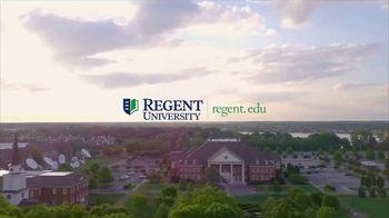 Regent University TV Spot, 'Leadership' - Thumbnail 1