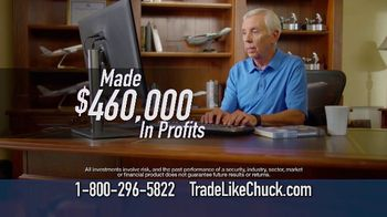 Chuck Hughes TV Spot, 'Trade Like Chuck'