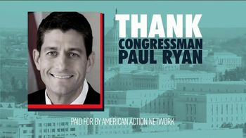 American Action Network TV Spot, 'Speaker Ryan: Affordable Healthcare' - Thumbnail 7