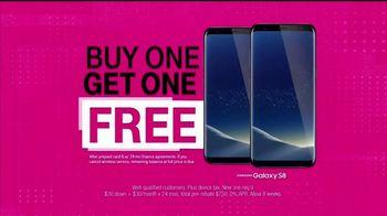 T-Mobile One TV Spot, 'BOGO Samsung Galaxy S8' - Thumbnail 8