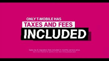 T-Mobile One TV Spot, 'Taxes and Fees: BOGO Samsung Galaxy S8' - Thumbnail 4