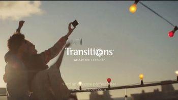 Transitions Optical TV Spot, 'Celebrate the Good Light: Essilor Lenses' - Thumbnail 6