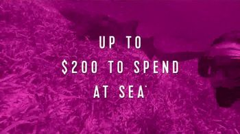 Royal Caribbean Wow Sale TV Spot, '$200 to Spend at Sea' - Thumbnail 4