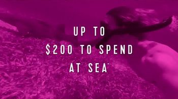 Royal Caribbean Wow Sale TV Spot, '$200 to Spend at Sea' - Thumbnail 5