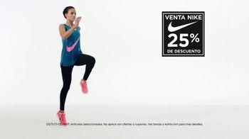Kohl's Venta Nike TV Spot, 'Ropa de ejercicio para mamá' [Spanish] - Thumbnail 4