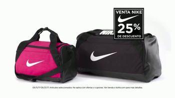 Kohl's Venta Nike TV Spot, 'Ropa de ejercicio para mamá' [Spanish] - Thumbnail 5