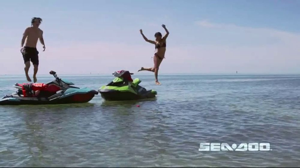 Sea-Doo TV Commercial, 'Turn It Up'