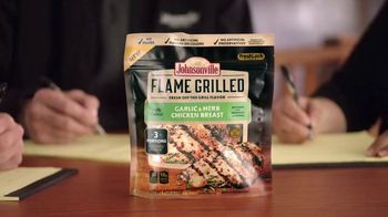 Johnsonville Flame Grilled Chicken TV Spot, 'Lost' - Thumbnail 1