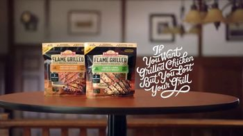 Johnsonville Flame Grilled Chicken TV Spot, 'Lost' - Thumbnail 10
