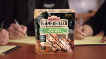 Johnsonville Flame Grilled Chicken TV Spot, 'Lost' - Thumbnail 3