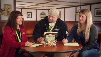 Johnsonville Flame Grilled Chicken TV Spot, 'Not Me'