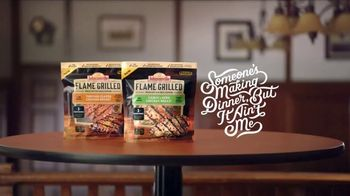 Johnsonville Flame Grilled Chicken TV Spot, 'Not Me' - Thumbnail 10