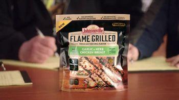 Johnsonville Flame Grilled Chicken TV Spot, 'Not Me' - Thumbnail 3