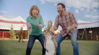 Lunchables With 100% Juice TV Spot, 'Petting Zoo' - Thumbnail 4