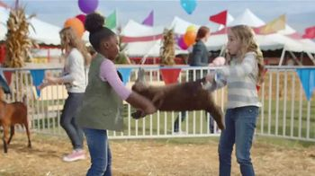 Lunchables With 100% Juice TV Spot, \'Petting Zoo\'