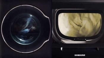 Samsung FlexWash Washing Machine TV Spot, 'Another Day' Song by Lady Gaga - Thumbnail 6