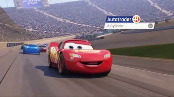 AutoTrader.com TV Spot, 'Cars 3: Every Car Has a Personality' - Thumbnail 3
