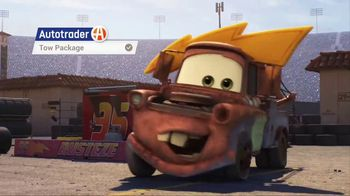AutoTrader.com TV Spot, 'Cars 3: Every Car Has a Personality' - Thumbnail 8