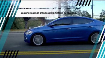 Hyundai Better Than Ever Sales Event TV Spot, '2017 Elantra: mejor' [Spanish] [T2] - 20 commercial airings