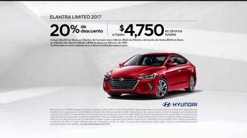 Hyundai Better Than Ever Sales Event TV Spot, '2017 Elantra: mejor' [Spanish] [T2] - Thumbnail 5