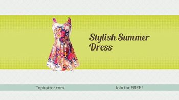 Tophatter TV Spot, 'Summer Dress' - 444 commercial airings