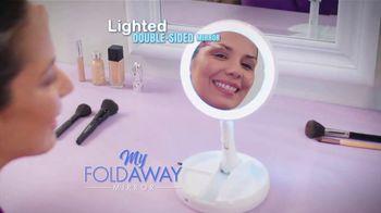 My Foldaway Mirror TV Spot, 'Crystal Clear' - Thumbnail 2
