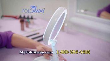 My Foldaway Mirror TV Spot, 'Crystal Clear' - Thumbnail 4