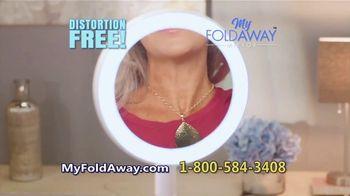 My Foldaway Mirror TV Spot, 'Crystal Clear' - Thumbnail 6