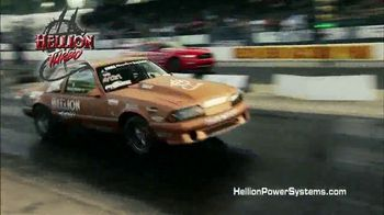 Hellion Power Systems Twin Turbo Kits TV Spot, 'Ford Mustang Power' - Thumbnail 1