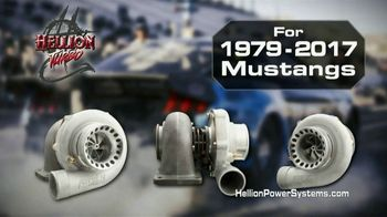 Hellion Power Systems Twin Turbo Kits TV Spot, 'Ford Mustang Power' - Thumbnail 3